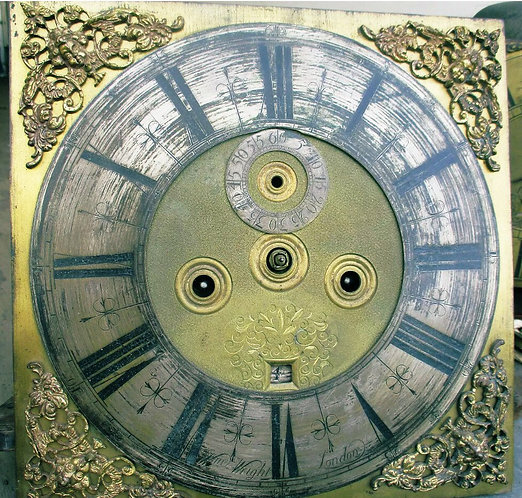 William Wright Of London Early Longcase Clock Movement