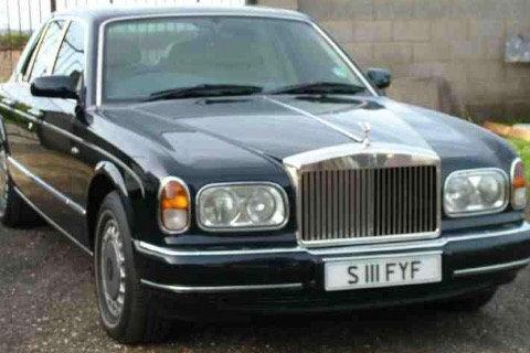 Rolls Royce Silver Seraph EX LORD SUGAR
