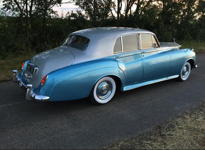Rolls Royce SCII SILVER CLOUD II 1961