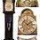 Thumbnail: Fine Late 19th Century 8 Day Deadbeat Ship Automaton Carved Longcase Clock Willi