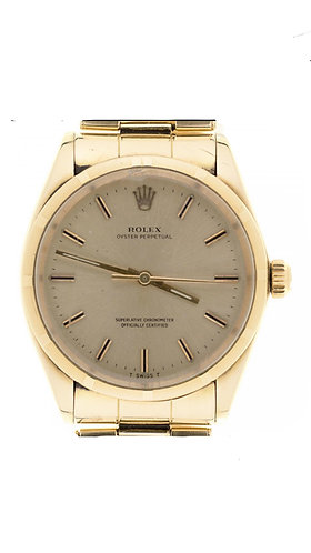 Men 14k Gold Rolex Oyster ref:1003 Cal 1570
