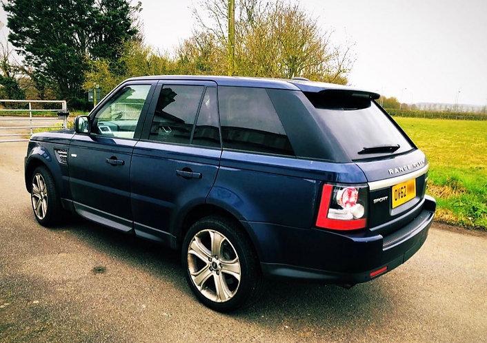 Range Rover Sport 3.0 TDV8 2012