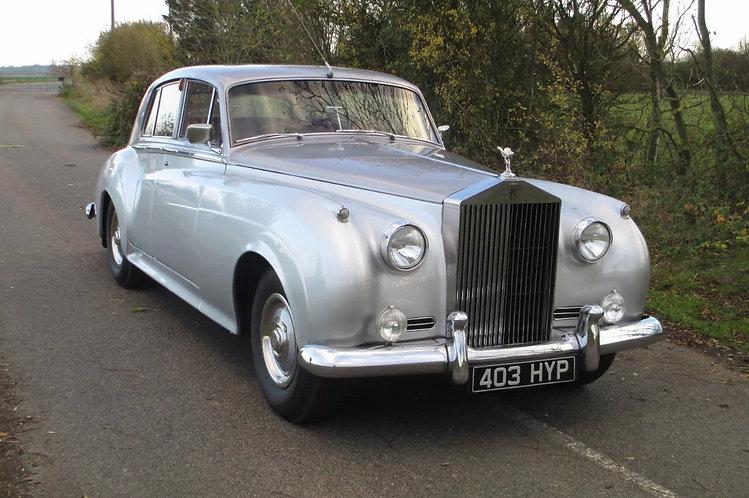 Rolls Royce SCII Silver Cloud II 1962