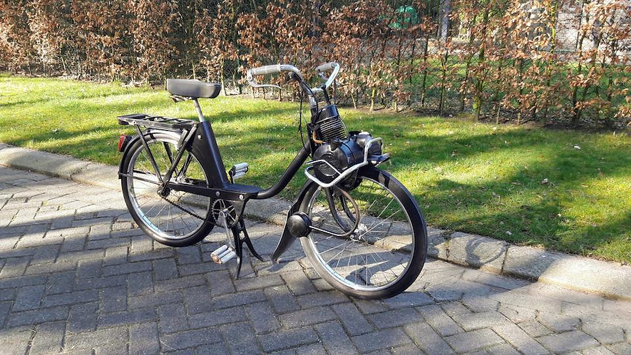 1960 Velosolex 49cc Moped Cycle