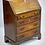 Thumbnail: Rare short Georgian (Mid 18th Century) Mahogany Bureau