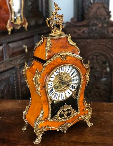20th Century Bracket Clock by Franz Hermle