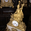 Thumbnail: Fine Empire clock by Louis-Stanislas Lenoir-Ravrio and Henry Marc