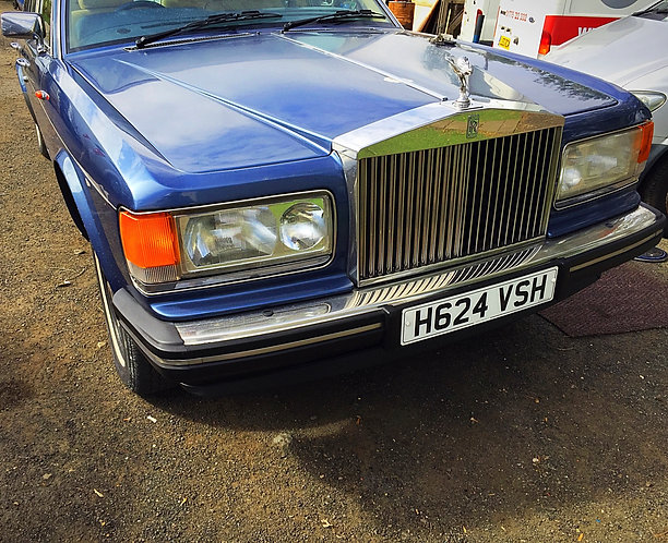 1991 Rolls Royce Silver Spirit Active Ride - Trade Sale to Clear