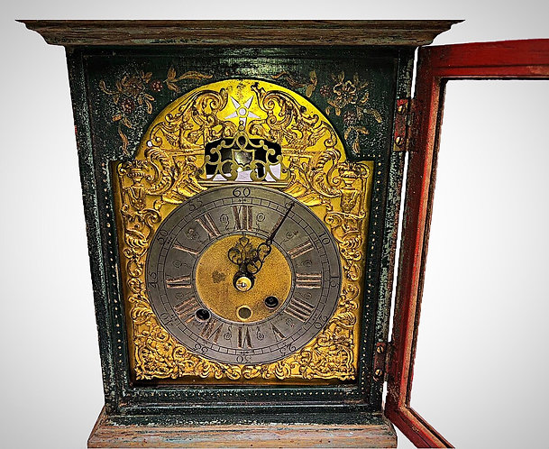Austrian Verge table clock for restoration