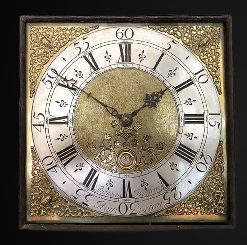 Thomas Kefford of Royston 30 hour Longcase clock