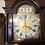 Thumbnail: Edwardian Inlaid Longcase Clock on Tubes by Junghans