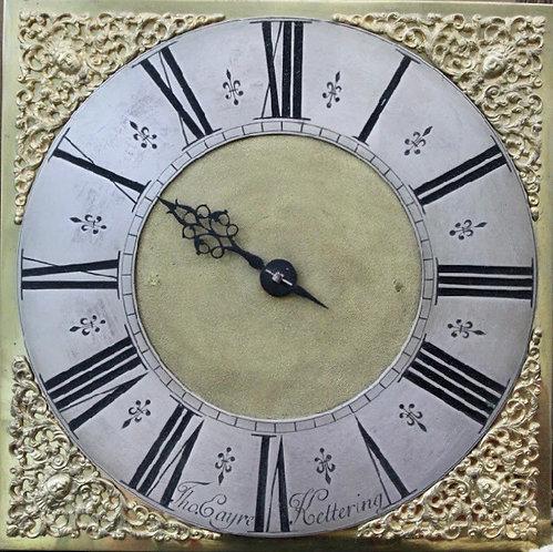 Thomas Eayre of Kettering Longcase Clock 1691 - 1757