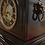 Thumbnail: Superb Black Slate & Bronze Mantel Clock by Richard et Cie (Richard & Co.)