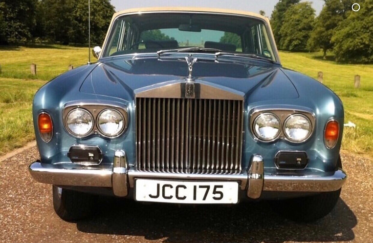 1974 Rolls Royce Silver Shadow I (2 Owner - Low Mileage)