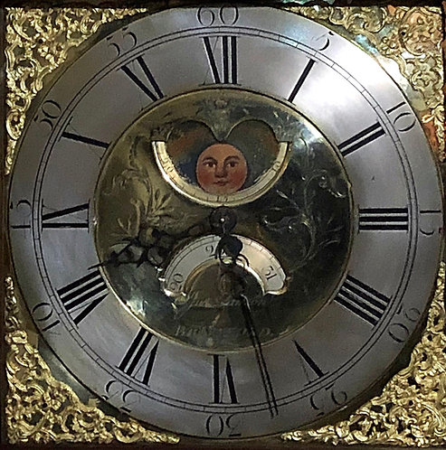 John Lawson of Bradford 30 hour with moon phase