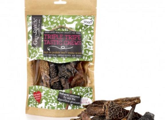 Triple Tripe Tastic Chews