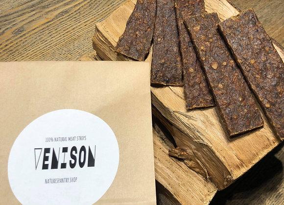 100% Venison Meat Strips