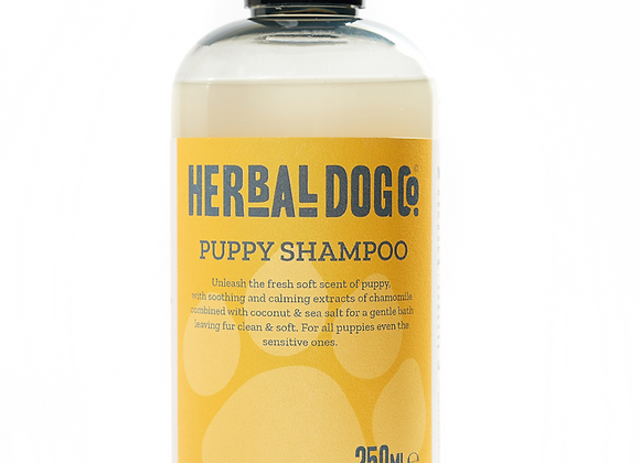 Herbal Dog Co. Puppy Shampoo Baby Powder
