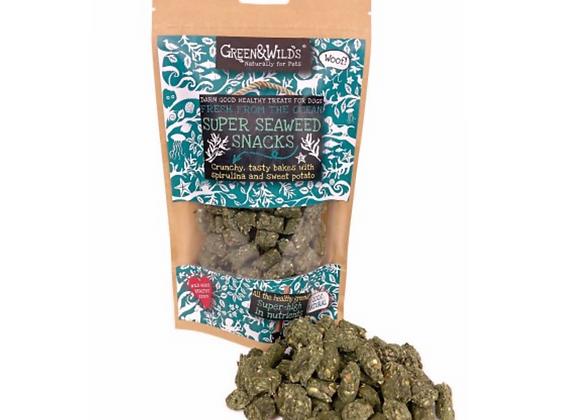 Super Seaweed Snacks