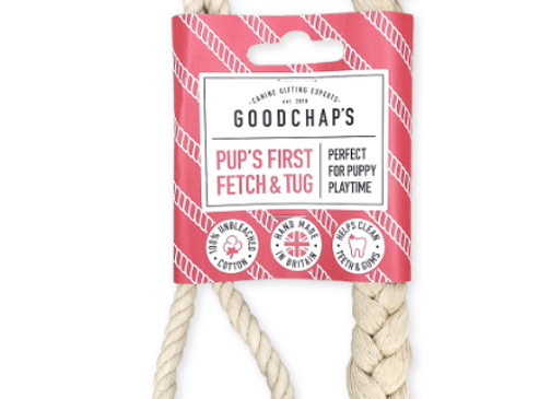 Pup's First Fetch & Tug byGoodchaps