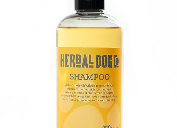 Herbal Dog Co All Natural Bergamot And Sandalwood Dog Shampoo