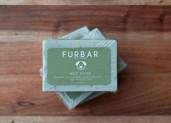 Furbar Dog Soap (Wild Rover)