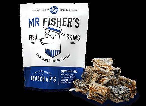 Mr Fisher's Fish Skins