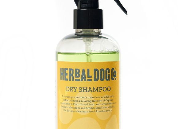 Herbal Dog Co Dry Shampoo Mint