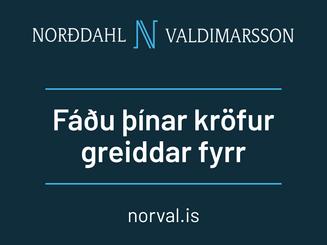 Fáðu þínar kröfur greiddar fyrr