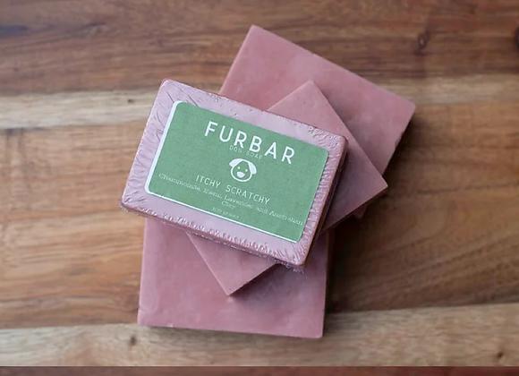 Furbar Dog Soap (Itchy Scratchy)