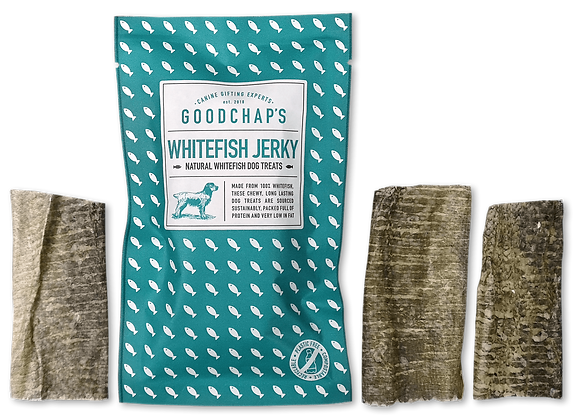 Whitefish Jerky