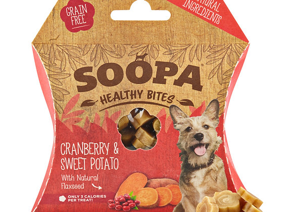 Healthy Bites - Cranberry & Sweet Potato