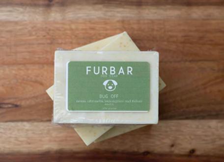 Furbar Dog Soap (Bug Off)