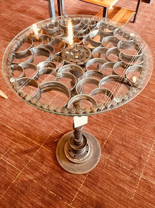 """""""Simple Cam"""" Pedistal Table"""