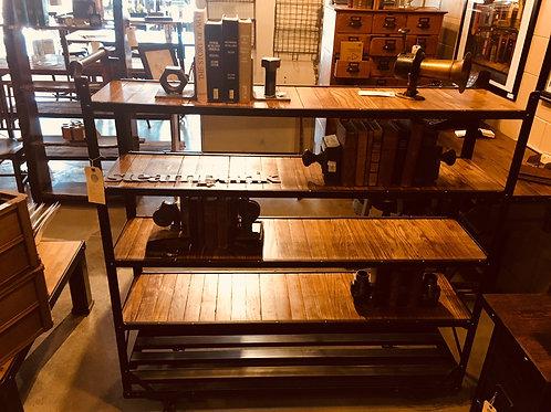 Industrial Modern Bookshelf