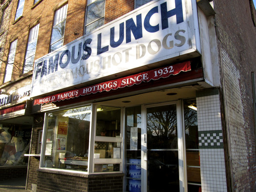 Famous Lunch