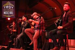 Troy Music Hall performance