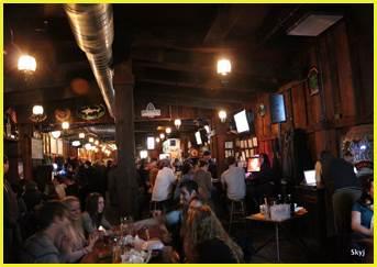 The Ruck bar