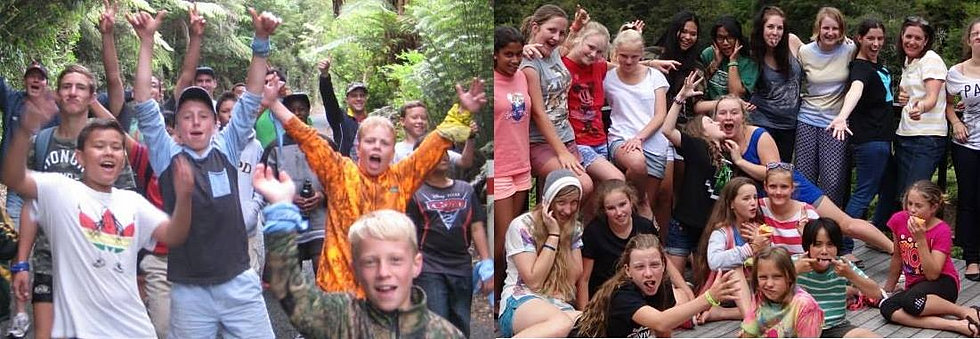 Aukland Summer Camp 奧克蘭夏令營 - GLC鉅霖遊學