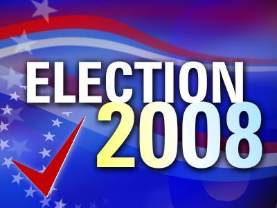 US Presidential Election: 2008