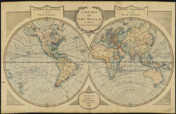 The World in 1812