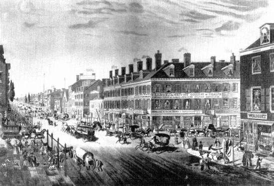 San Francisco in 1859