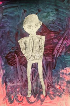 Darren Sands, Boys Class 6