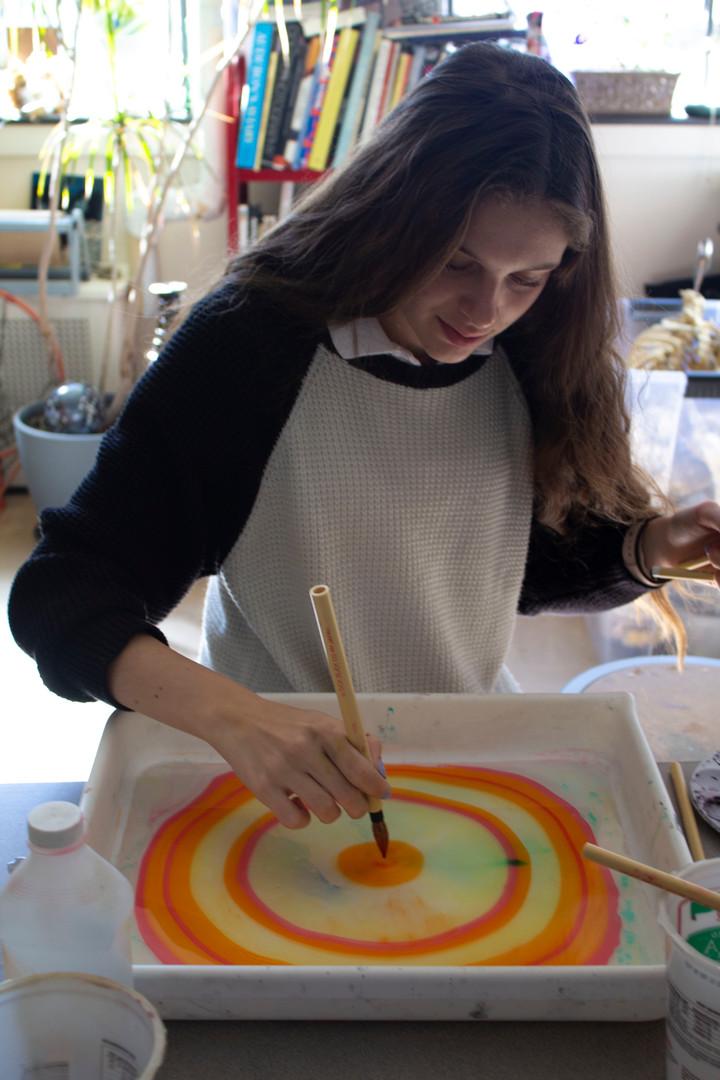 Eloise Binder, Class 10