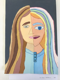 Eliza Devens, Girls Class 5