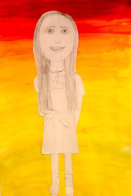 Brynn Holibaugh, Girls Class 6