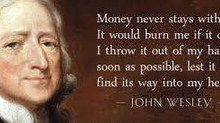 God PLEASE Raise up some John Wesley's!!!