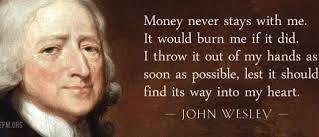 God PLEASE Raise up some John Wesley's!!!