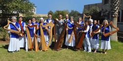 School of the Prophetic Harp Jerusalem 2010.jpg