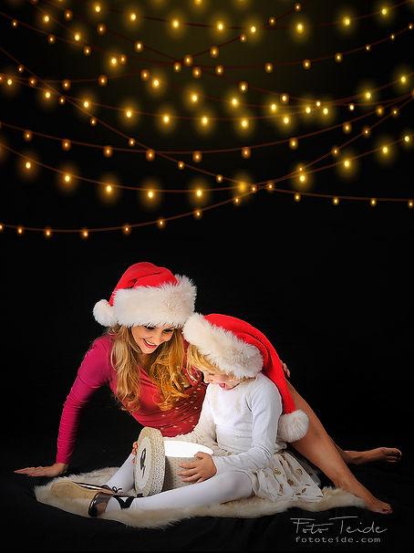 Navidad Foto Teide